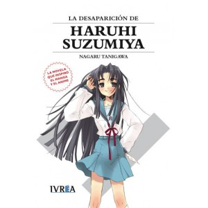 La Desaparicion de Haruhi Suzumiya (NOVELA)