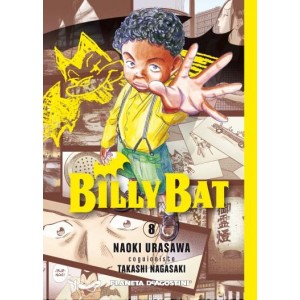 Billy Bat nº 08