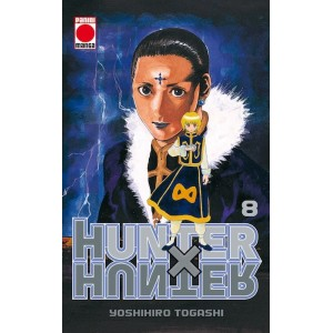 Hunter x Hunter nº 08