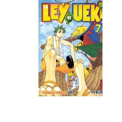 La Ley de Ueki Nº 07