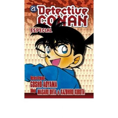 Detective Conan Especial Nº 21