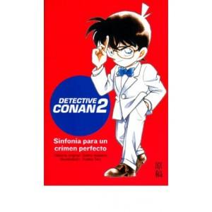 Detective Conan Novela 2 Sinfonia para un Crimen Perfecto