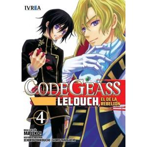 Code Geass: Lelouch, el de la Rebelión nº 04