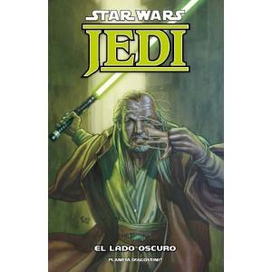 Star Wars Lado oscuro del Jedi nº01