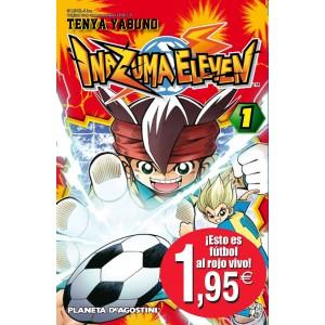 Inazuma Eleven Nº 01 (Precio Especial)