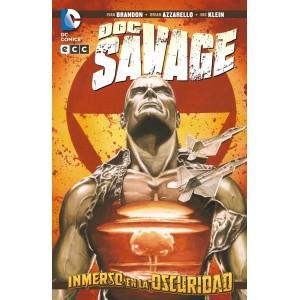 Doc Savage - Inmerso en la Oscuridad