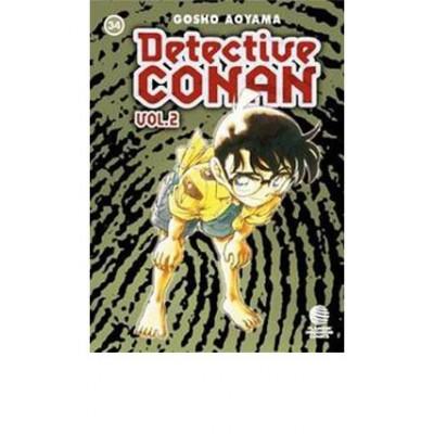 Detective Conan Vol.2 nº 34