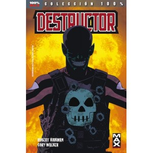 Marvel Coleccion 100% Max - Destructor