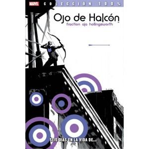 Colección 100% Marvel - Ojo de Halcón nº 01