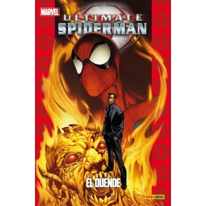 Coleccionable Ultimate 34 Spiderman 15: El Duende