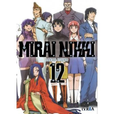 Mirai Nikki nº 11