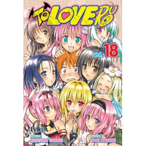 To-Love Ru nº 18
