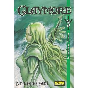 Claymore nº 03