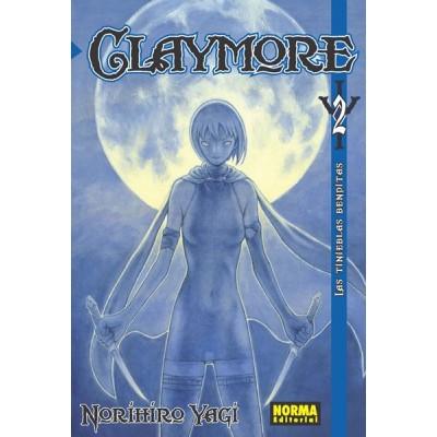 Claymore nº 01