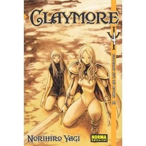 Claymore nº 04