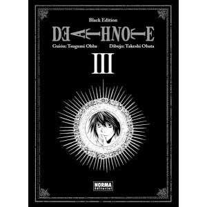Death Note Black Edition nº 03