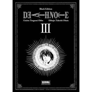 Death Note Black Edition nº 03