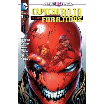 Capucha Roja y los Forajidos - La Historia de Starfire