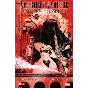 American Vampire - El Señor de las Pesadillas (Cartone)
