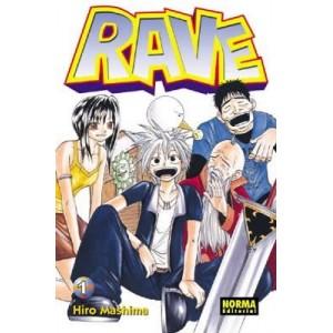 Rave Nº 01