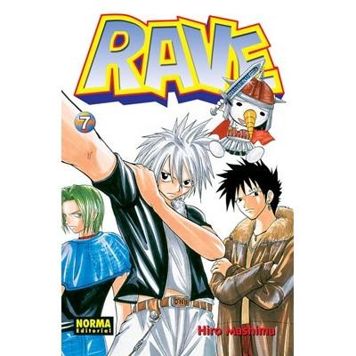 Rave Nº 07