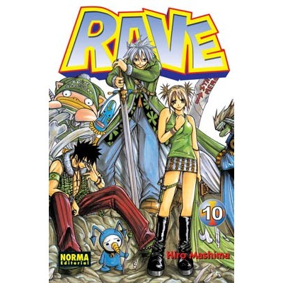 Rave Nº 10