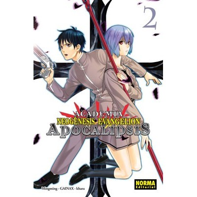 Academia Neongenesis Evangelion: Apocalipsis Nº 02