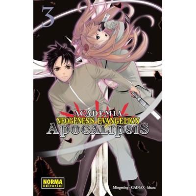 Academia Neongenesis Evangelion: Apocalipsis Nº 03