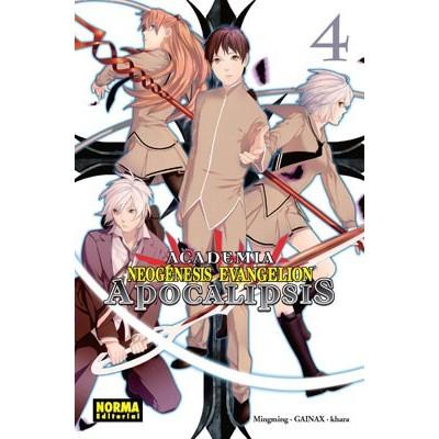 Academia Neongenesis Evangelion: Apocalipsis Nº 04
