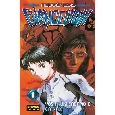 Neon Genesis Evangelion Nº 01