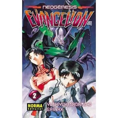 Neon Genesis Evangelion Nº 02