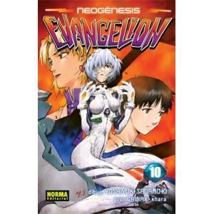Neon Genesis Evangelion Nº 10