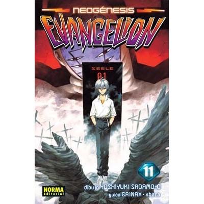 Neon Genesis Evangelion Nº 11