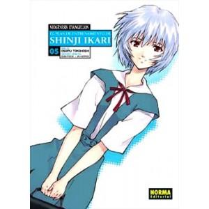 Evangelion: El plan de entrenamiento de Shinji Ikari Nº 05