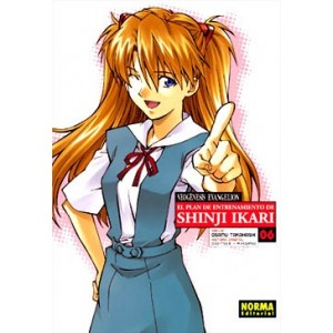 Evangelion: El Plan de Entrenamiento de Shinji Ikari Nº 06