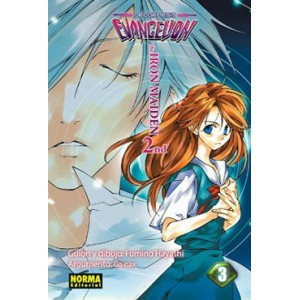 Evangelion: Neogénesis Evangelion: The IRON MAIDEN 2nd Nº 03