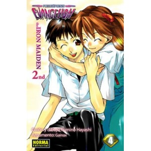 Evangelion: Neogénesis Evangelion: The IRON MAIDEN 2nd Nº 04