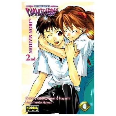 Evangelion: Neogénesis Evangelion: The IRON MAIDEN 2nd Nº 02