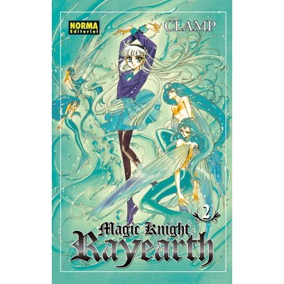 Magic Knight Rayearth Nº 02