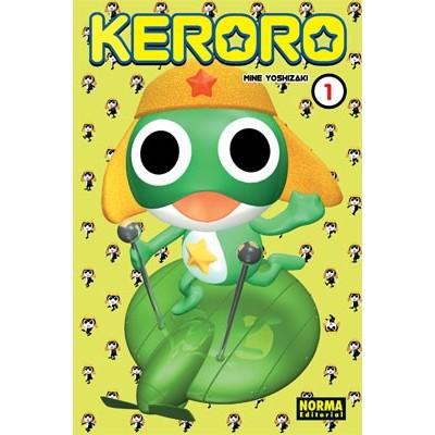 Keroro Nº 01