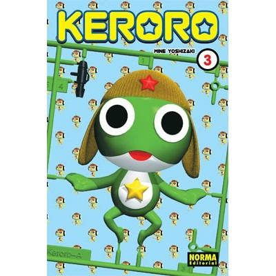 Keroro Nº 03