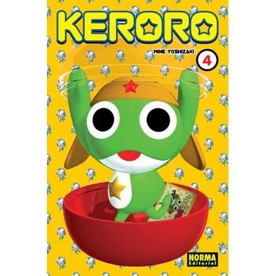Keroro Nº 04