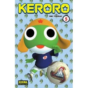 Keroro Nº 05