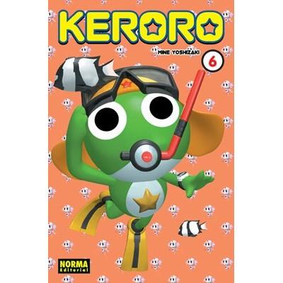 Keroro Nº 06