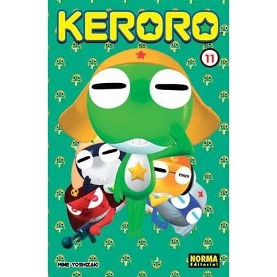 Keroro Nº 11