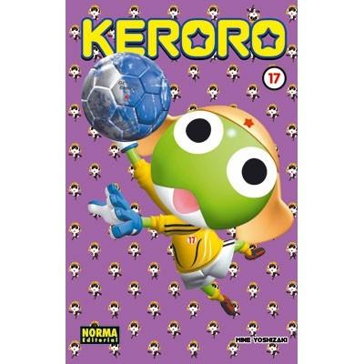 Keroro Nº 17