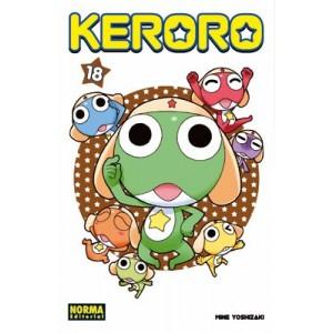 Keroro Nº 18