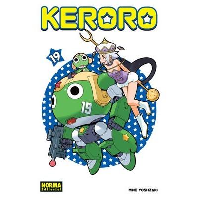 Keroro Nº 19