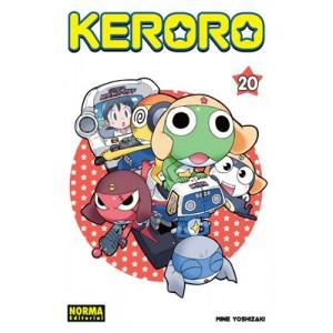 Keroro Nº 20