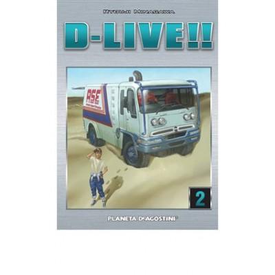 D-Live!! Nº 02